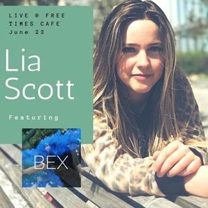 Lia Scott + BEX