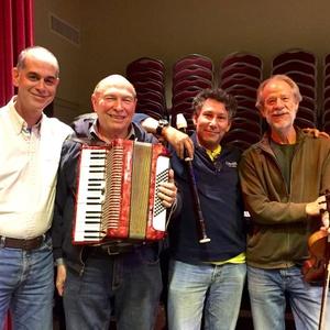 Jewish Brunch Buffet with Freileche Klezmer Band