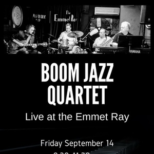 Boom Jazz Quartet