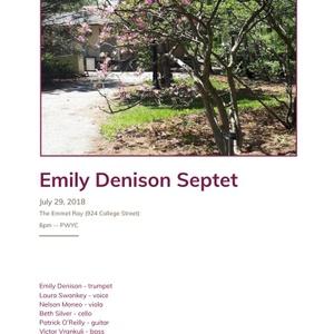 Emily Denison Septet