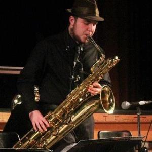 Alec Trent: Triple Bari Band
